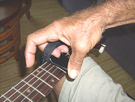 One-Handed Playing